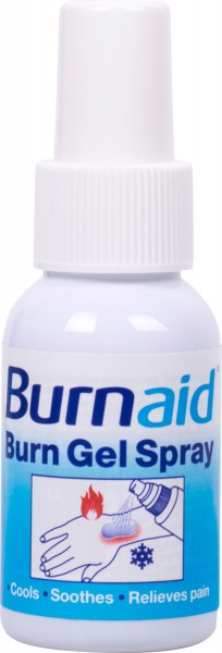 Brandwundgel Spray 50 ml
