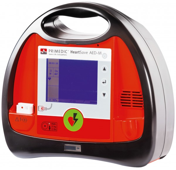 HeartSave AED-M Transflektiv 6 Jahres Lithium Batterie