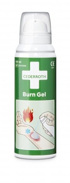 Burn Gel Spray, 100 ml Pumpflasche