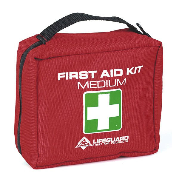First Aid Kit Medium Tasche, leer