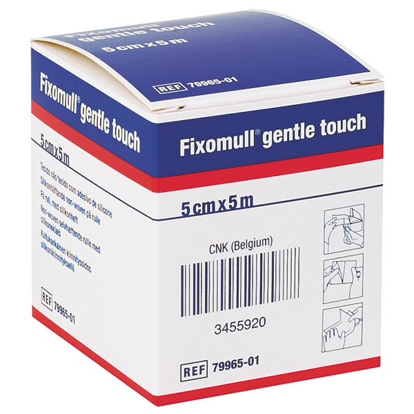 Fixomull® gentle touch