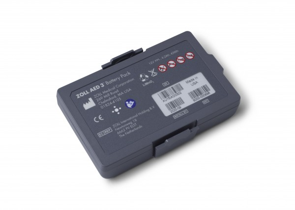 ZOLL AED 3 Lithium Batterie